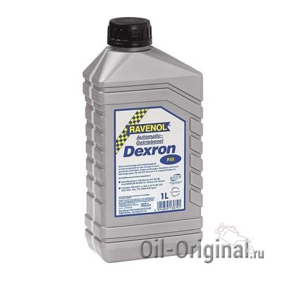 Трансмиссионное масло RAVENOL ATF Dexron 3H (1л)