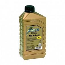 Трансмиссионное масло RAVENOL ATF MB 6-Serie (1л)