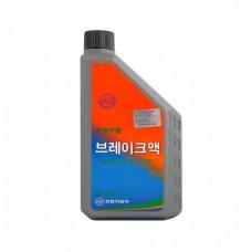 Тормозная жидкость SSANGYONG DOT-4 Brake Fluid (0,5л)