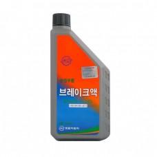 Тормозная жидкость SSANGYONG DOT-4 Brake Fluid (1л)