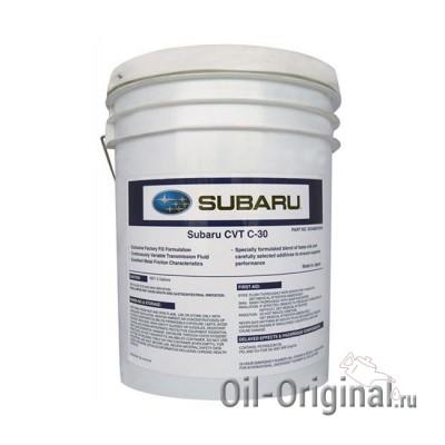 Жидкость для CVT SUBARU CVT C-30 (18л)
