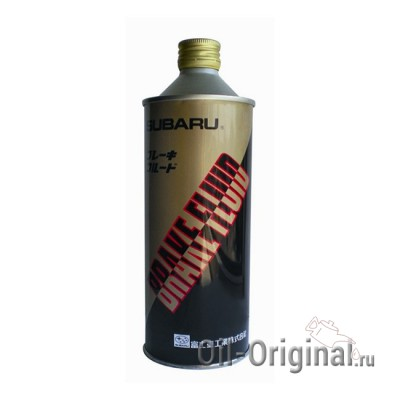 Тормозная жидкость SUBARU DOT-3 (0,5л)