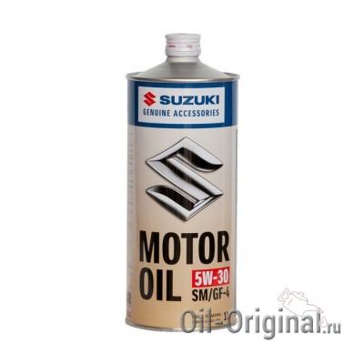 Моторное масло SUZUKI 5W-30 SM/GF-4 (1л)