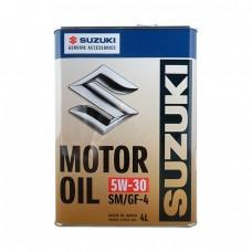 Моторное масло SUZUKI 5W-30 SM/GF-4 (4л)