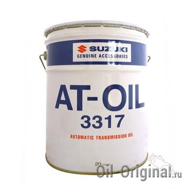 Жидкость для АКПП SUZUKI ATF 3317 (20л)