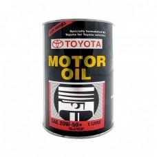 Моторное масло TOYOTA Motor Oil 20W-50 SJ/CF (1л)