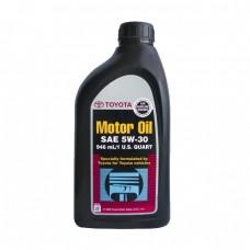 Моторное масло TOYOTA Motor Oil 5W-30 SM/CF (0,946л)