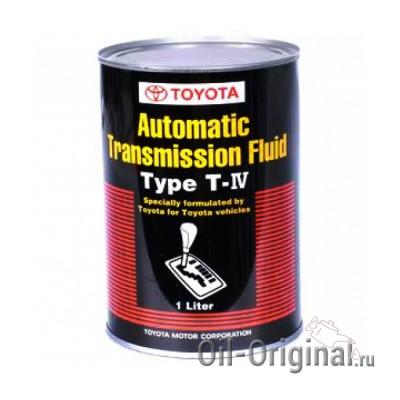 Жидкость для АКПП TOYOTA ATF Type T-4 (1л)