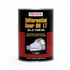 Трансмиссионное масло TOYOTA Differential Gear Oil LX 75W-85 (1л)