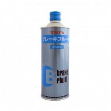 Тормозная жидкость TOYOTA DOT-3 Brake Fluid 2500H-A (0,5л)