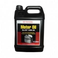 Моторное масло TOYOTA Motor Oil 10W-30 SL/CF (4л)
