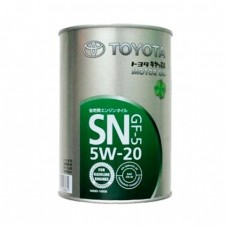 Моторное масло TOYOTA Motor Oil 5W-20 SN (1л)