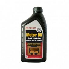 Моторное масло TOYOTA Motor Oil 5W-20 SN/SM (0,946л)