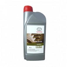 Трансмиссионное масло TOYOTA GL-4/5 80W-90 (1л)