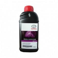 Тормозная жидкость TOYOTA DOT-4 Brake Fluid (0,5л)