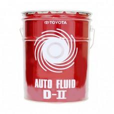 Жидкость для АКПП TOYOTA ATF D-2 (20л)