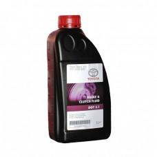 Тормозная жидкость TOYOTA DOT 5.1 Brake&Clutch Fluid  (1л)