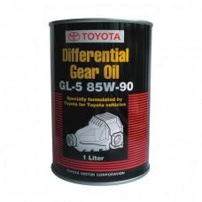 Трансмиссионное масло TOYOTA Differential Gear Oil GL-5 85W-90 (1л)