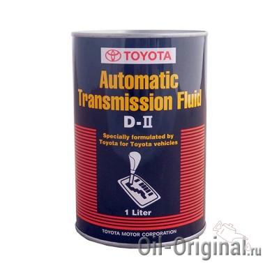 Жидкость для АКПП TOYOTA ATF D-2 (1л)