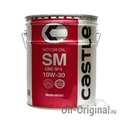 Моторное масло TOYOTA Motor Oil 10W-30 SM (20л)