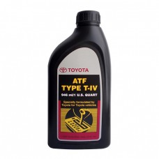 Жидкость для АКПП TOYOTA ATF Type T-4 (0,946л)