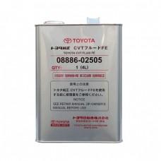 Трансмиссионное масло TOYOTA Genuine CVT Fluid FE (4л)