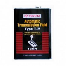 Жидкость для АКПП TOYOTA ATF Type T-4 (4л)