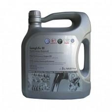 Моторное масло VOLKSWAGEN LongLife 3 5W-30 (5л)