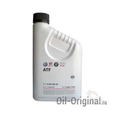 Жидкость для АКПП VOLKSWAGEN ATF G055 005 (1л)