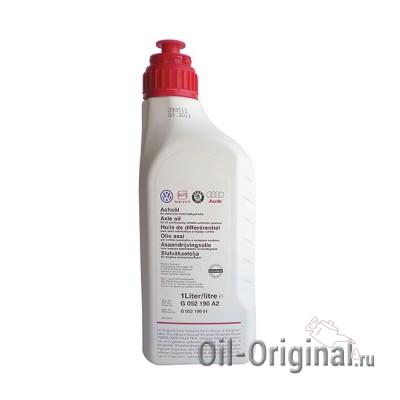 Жидкость для АКПП VOLKSWAGEN G052 190 (1л)