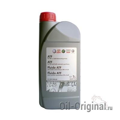 Жидкость для АКПП VOLKSWAGEN ATF G052 990 (1л)
