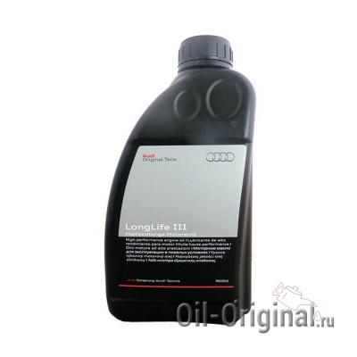 Моторное масло VOLKSWAGEN 5W-30 (1л)