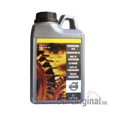 Трансмиссионное масло VOLVO 75W-80 GL-4 M90 (1л)