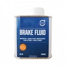 Тормозная жидкость VOLVO DOT-4 Brake Fluid (0,25л)