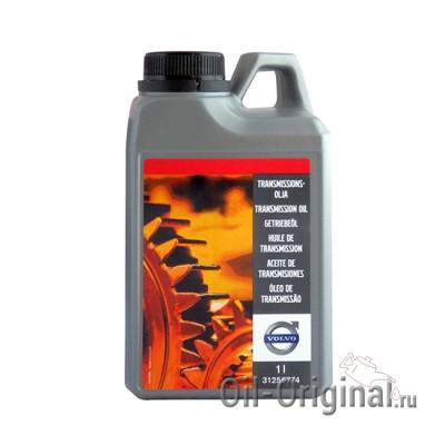 Жидкость для АКПП VOLVO ATF TF 80SC MJ11-Gener2 (1л)