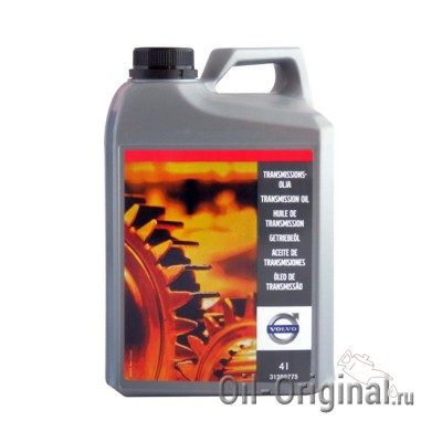 Жидкость для АКПП VOLVO ATF TF 80SC MJ11-Gener2 (4л)