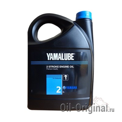 Моторное масло YAMALUBE 2 Stroke Engine Oil (5л)