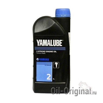 Моторное масло YAMALUBE 2 Stroke Engine Oil (1л)