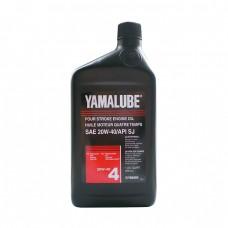 Моторное масло YAMALUBE 4 Stroke Motor Oil 20W-40 (0,946л)