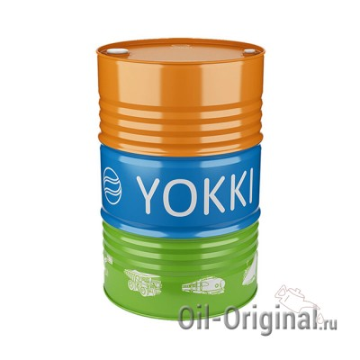 Моторное масло YOKKI Experience 5W-40 SN/CF (200л)