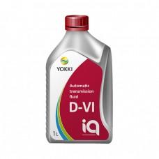 Жидкость для АКПП YOKKI IQ ATF D-6 (1л)