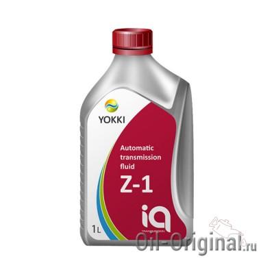 Жидкость для АКПП YOKKI IQ ATF Z-1 (1л)