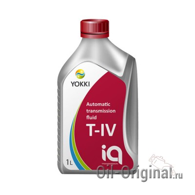 Жидкость для АКПП YOKKI IQ ATF T-4 (1л)