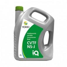 Жидкость для CVT YOKKI IQ CVTF NS-J (4л)