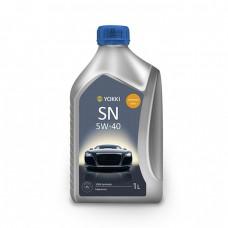 Моторное масло YOKKI Experience 5W-40 SN/CF (1л)
