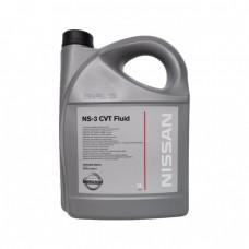 Жидкость для CVT NISSAN Fluid NS-3 (5л)