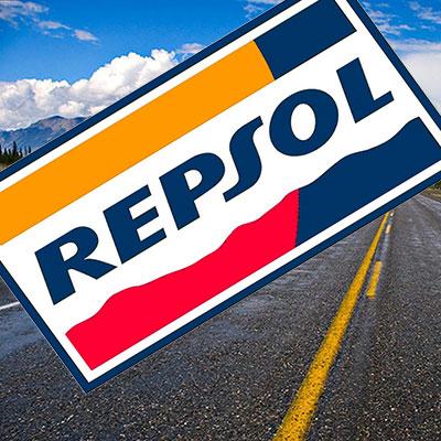 REPSOL moto - масло из Испании